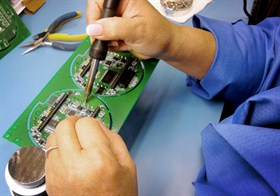High Reliability Hand Soldering is essential in SMD services